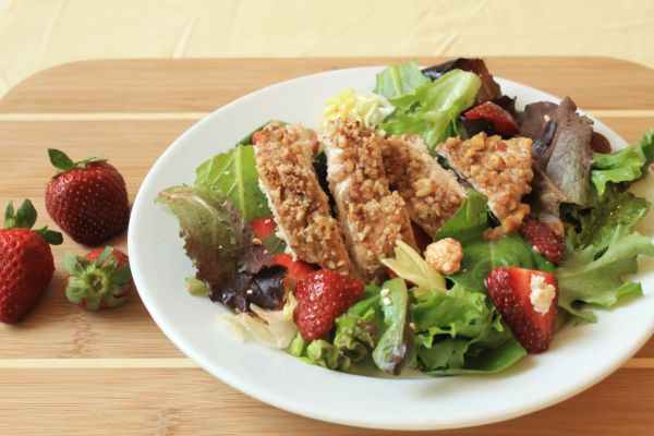 Pecan Crusted Chicken :: find SC chicken & pecans @ certifiedscgrown ...