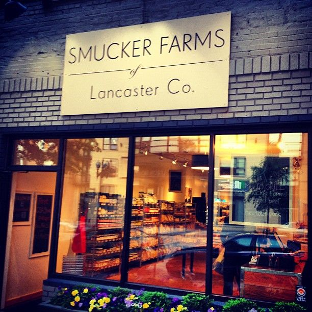 smucker farms.