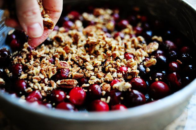 Nantucket Cranberry Pie | Recipe