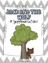 1st Grade Journeys-Jack and the Wolf (Unit 2, Lesson 6) product from TeachingInHighHeels on TeachersNotebook.com