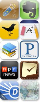 50 Free apps for iPad and iPhone that every student should have!