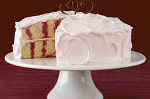 JELL-O Poke Cake recipe | Kraft Kitchens | Pinterest