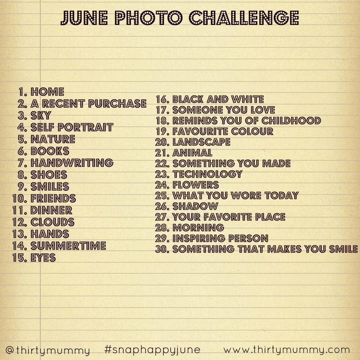 june photo challenge wedding ideas pinterest