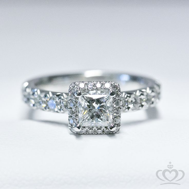 pin by royal diamonds on engagement rings