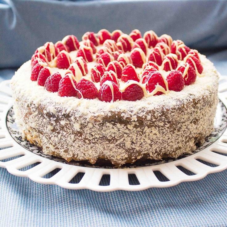 white chocolate cheesecake | Brilliant Bakes | Pinterest