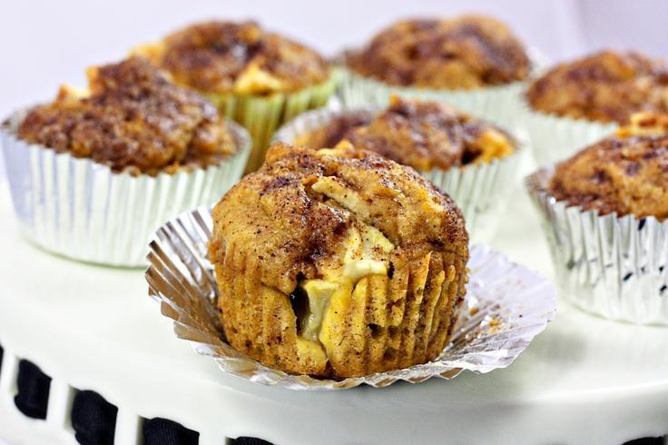 Delightful Bitefuls: Pumpkin Apple Spice Muffins