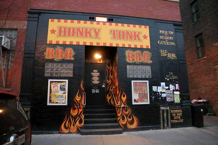Honky Tonk Bbq Chicago Midwest Restaurants To Try