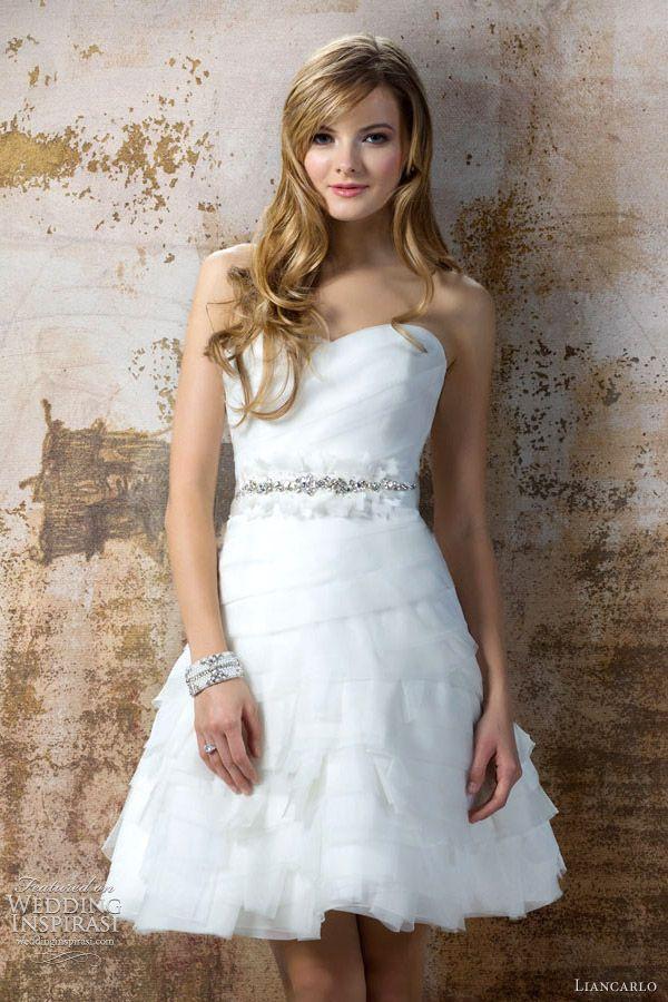 Wedding Dresses Fun - Wedding Short Dresses