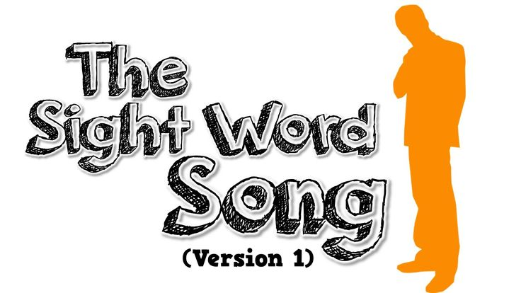 word Word Song (Version song  school sight  Pinterest  1) and Sight The
