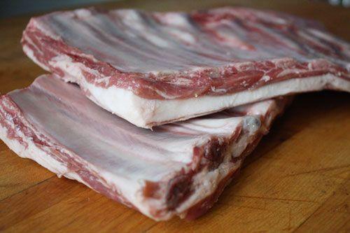 Leg Of Lamb In A Clementine Crust Recipe — Dishmaps