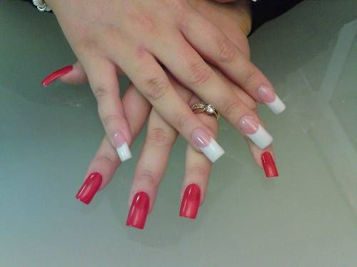Artificial Nails | Photos Vivastreet GEL & ACRYLIC NAILS EXTENSION BY ...