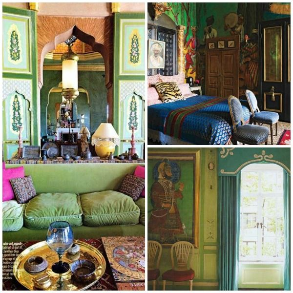 Green India Inspired Rooms Inspired By Indian Design