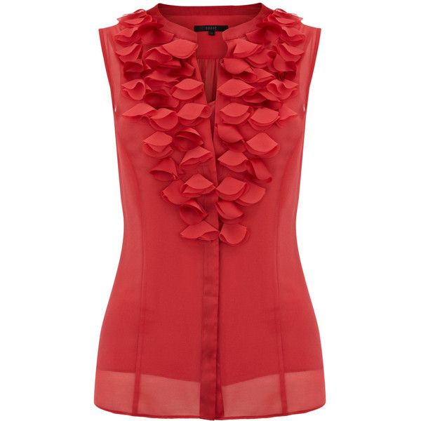 Esther Frill Blouse 60