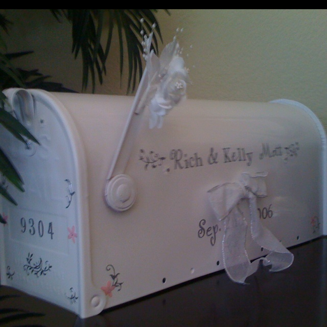 Gift For Brother In Law On Wedding : Brother And Sister In Law 39 S Wedding To Put Cards In At The Gift .