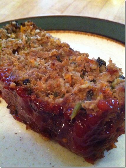 homestyle vegan meatloaf. | Food stuffs | Pinterest