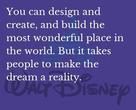 Walt Disney quote   I love disney   Pinterest