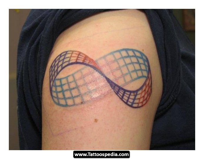 His and Hers Infinity Tattoos