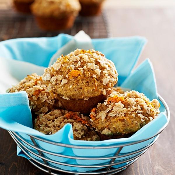 Minute Maid's Double Orange Muffins #Breakfast #Muffins #MinuteMaid