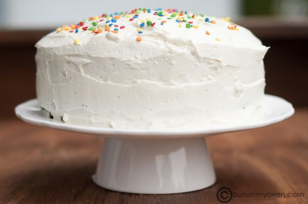 spiced carrot cake with whipped cream cheese frosting white cake ...