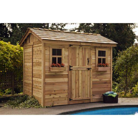 Sears wood shed kits