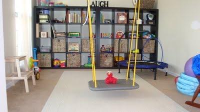 Home sensory therapy room  #sensoryprocessingdisorder