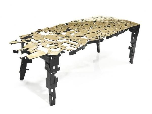 This table is awesome...but questionably functional.