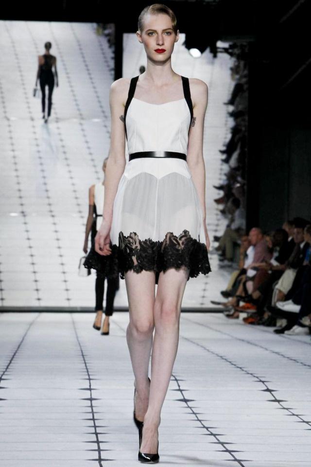 New York Womenswear S/S 2013 Jason Wu