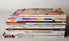Magazines;)