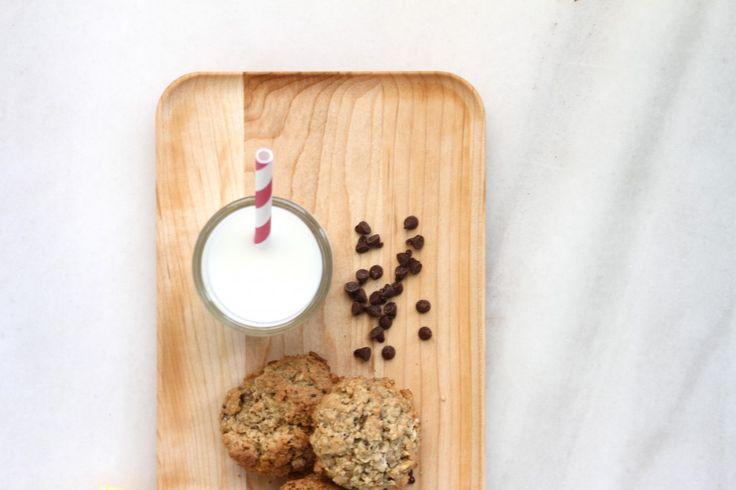 Bowl Full of Simple | Oatmeal Cookies | November | Pinterest