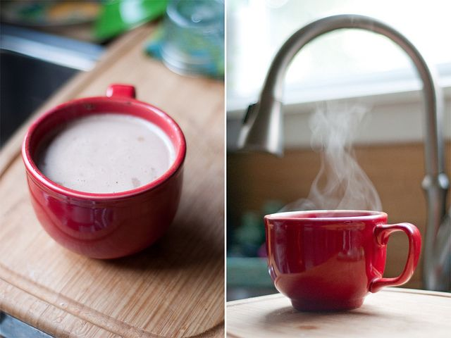 maple peanut butter hot cocoa | I drink. Mostly Diet Dr. Pepper. | Pi ...