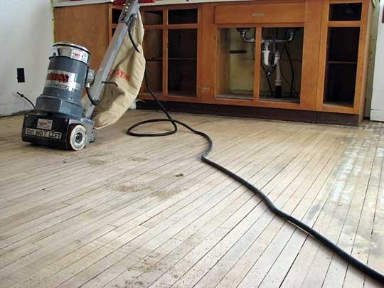 Refinishing Maple Floors : Refinishing maple kitchen wood floors  House Ideas  Pinterest