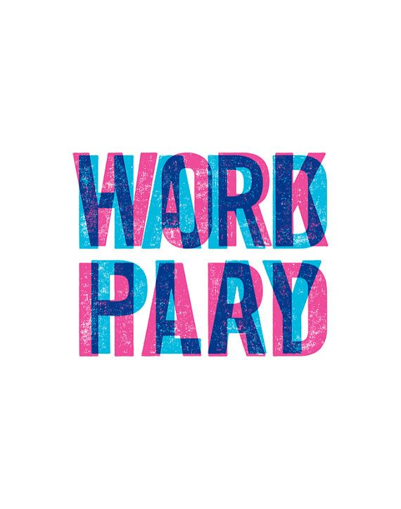 printable typography inspirational quote work hard play