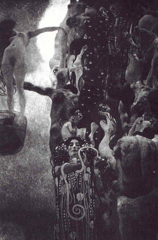 medicine - klimt   Gustav Klimt   Pinterest