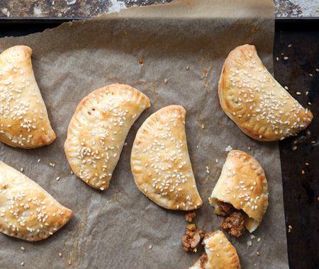 Picadillo Empanadas Recipe | Ecuadorian/Latin food | Pinterest