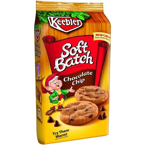 Keebler Soft Batch Cookies | Copycat | Pinterest