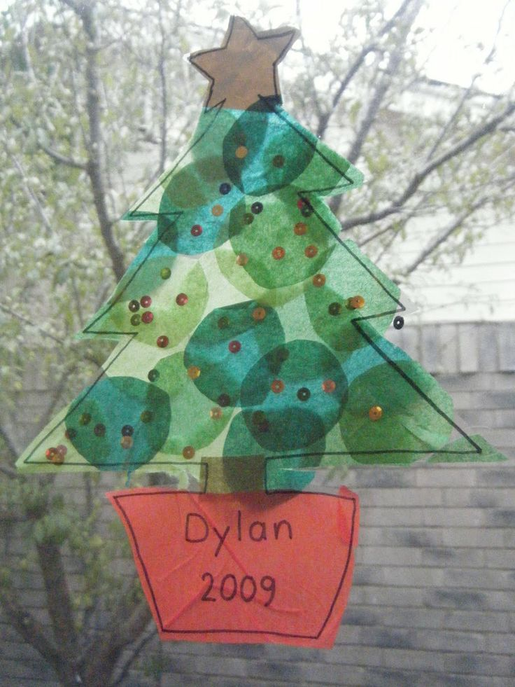 Christmas Tree Crafts Kindergarten : Pin by lauren graham on craft with picture