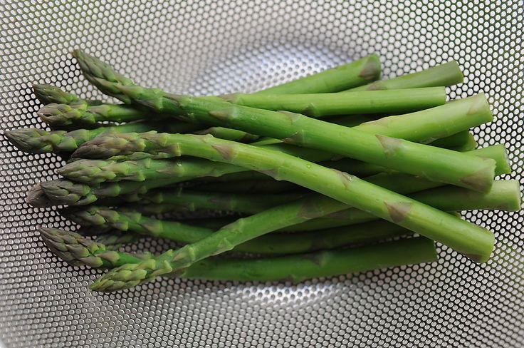 Asparagus Mimosa | Recipe