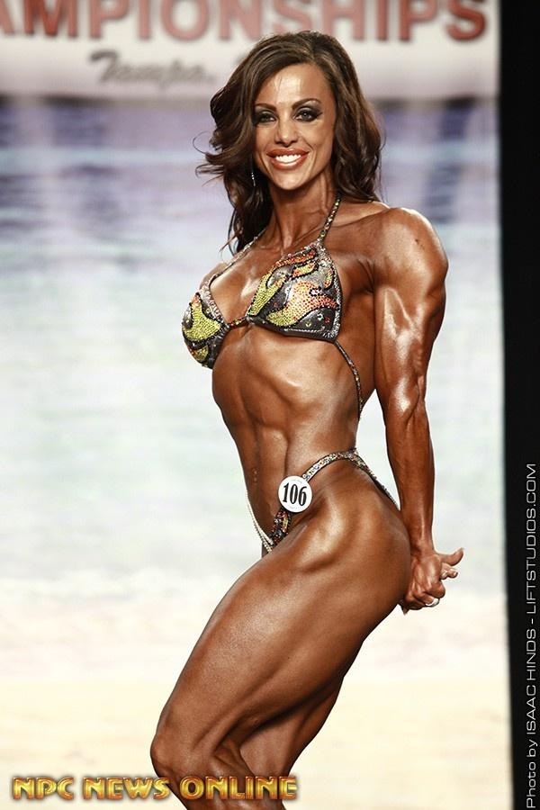 Female fitness models bodybuilding women