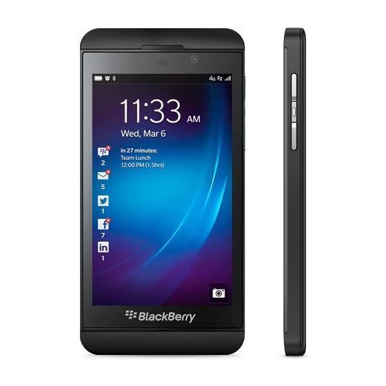 Blackberry Z10 Mobile Pinterest