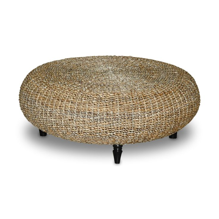 Riau round coffee table Rattan round coffee table