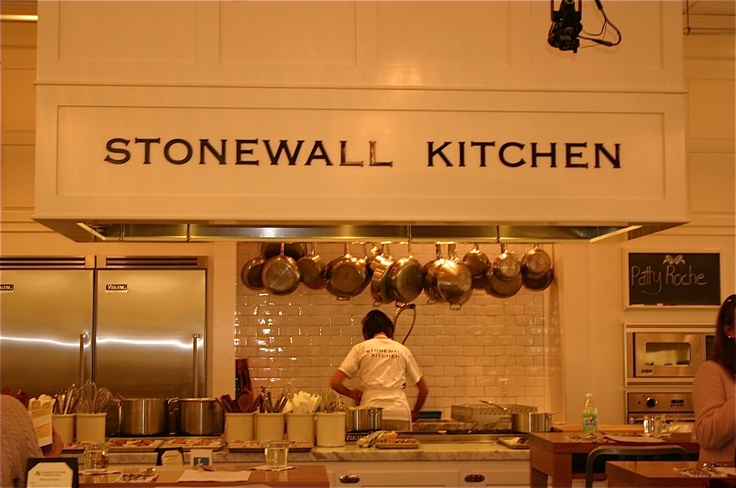 Stonewall Kitchen : Stonewall Kitchen Cooking School - went there last night, amazing to ...