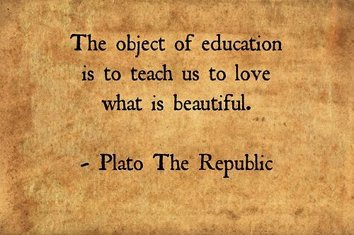 plato s thoughts on education and the Thus, to achieve justice, modern society needs the platonic theory education, for plato's philosophy of education will provide a comprehensive vision to solve those problems in education there is also some controversy about the relationship between education and economics.