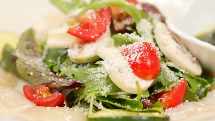 How To Make Vegan Carpaccio Recipes — Dishmaps