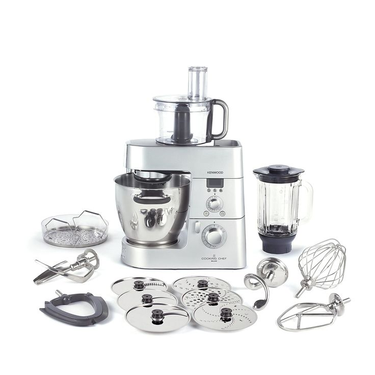 kenwood cooking chef machine