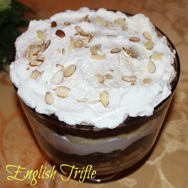 English Trifle - a delicious English Trifle recipe that will leave ...