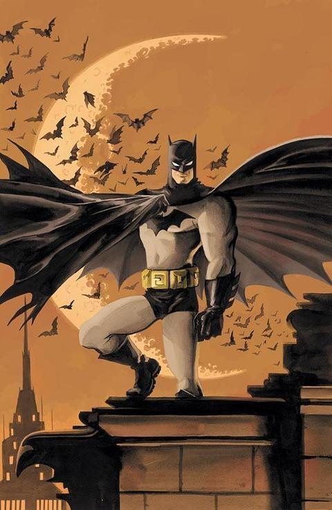 batman dark moon rising