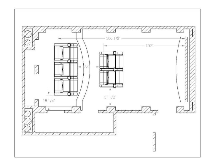 home theater floor plan ideas flowing living spaces and a home theater 2159dr 1st