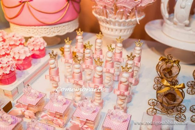 Encontrando Ideias: Tema Princesas
