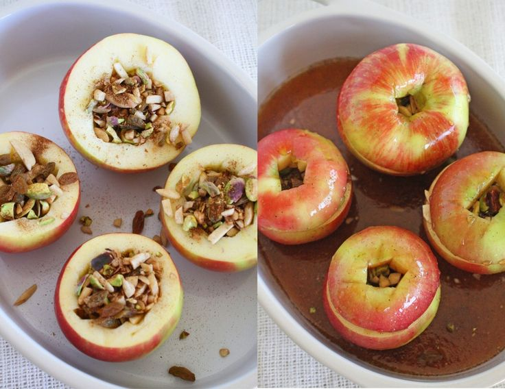 Baked Stuffed Apples | Brunch - My favorite meal of the day | Pintere ...