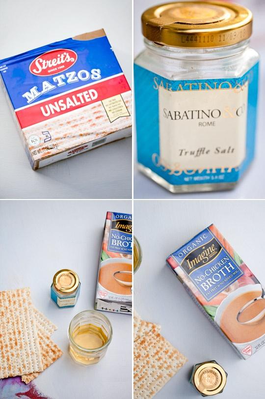 Vegetarian Matzo Ball Soup | Recipe
